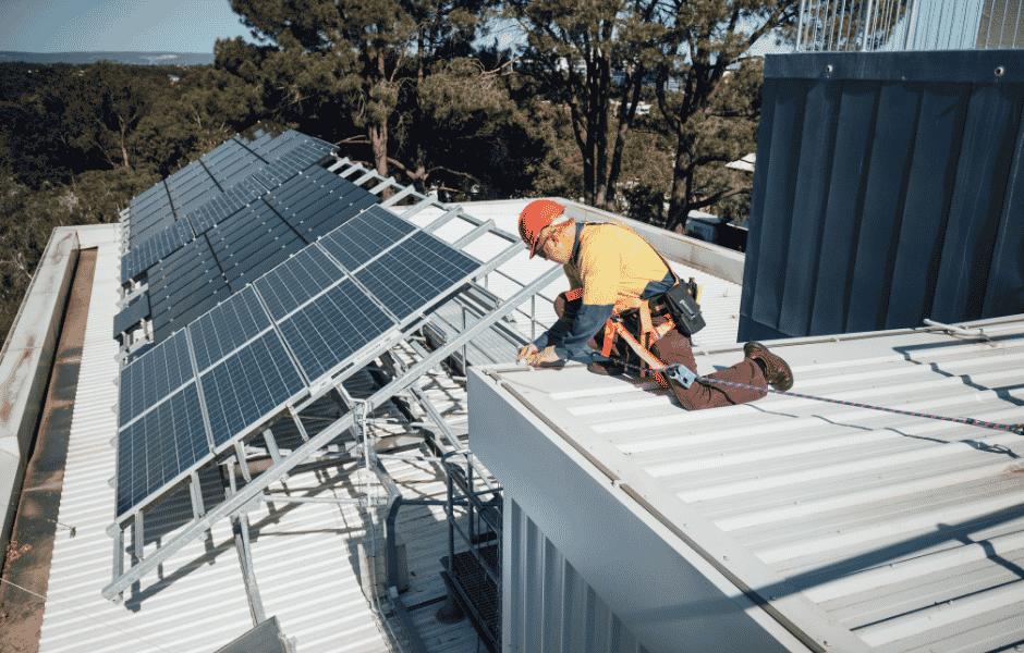 commercial solar installations