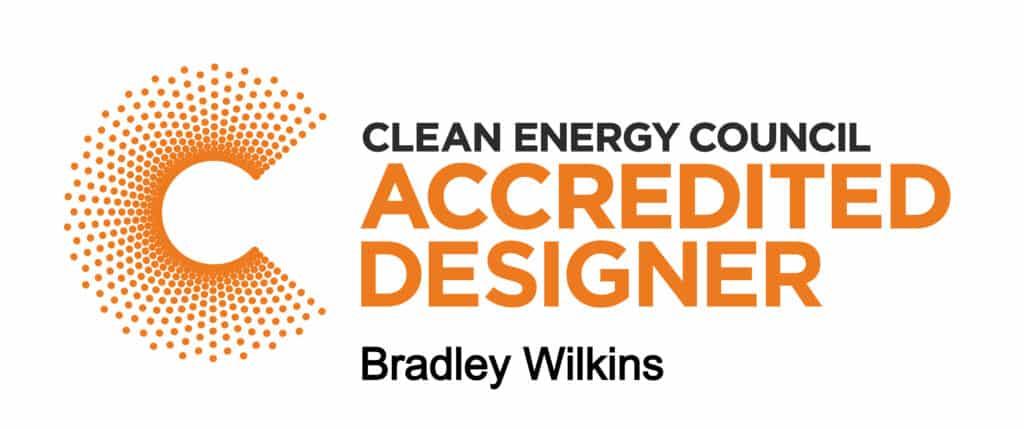 CEC Accredited Designer Bradley Wilkins